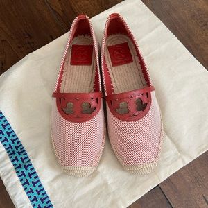 Tory burch espadrilles! New!